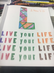 Motivation in coloring