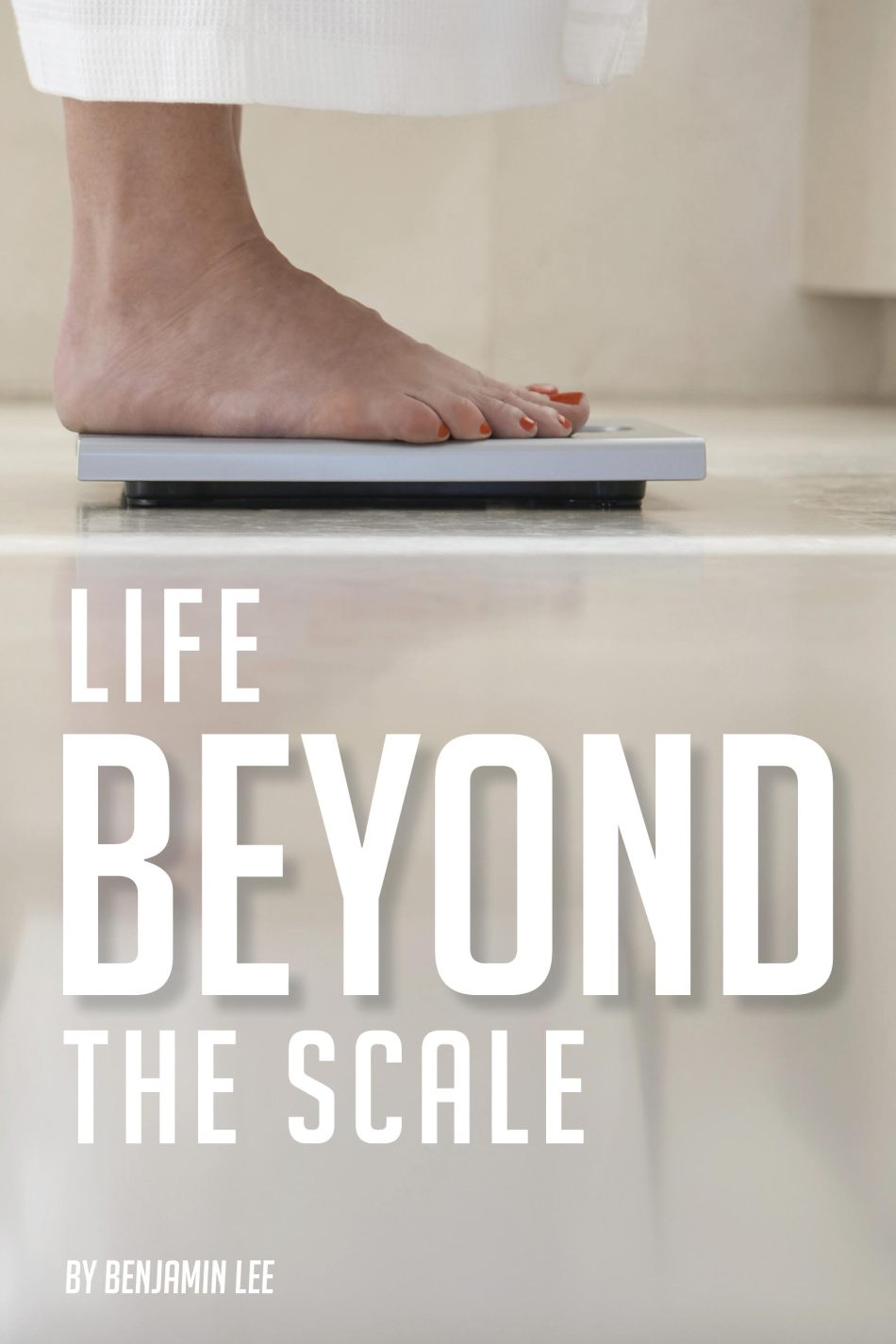Beyond the scale book front