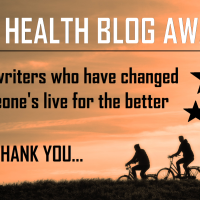 I Was Nominated For The Health Blog Award. I'm Really Thankful