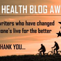 I Was Nominated For The Health Blog Award. I'm Really Thankful