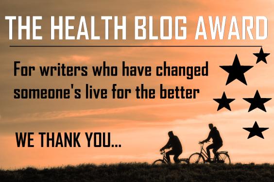 Health Blog Award